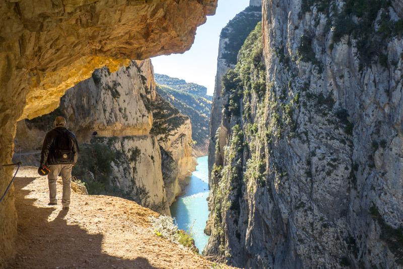 Congost de Mont-Rebei (a 48 km)