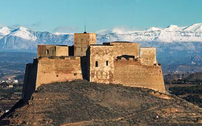 Castillo de Monzón (a 6 km)